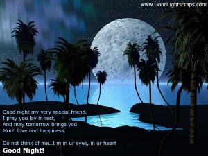 Sweet dreams scraps, good night glitter graphics, good night comments ...