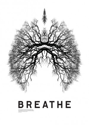 We all breathe. all day everyday.