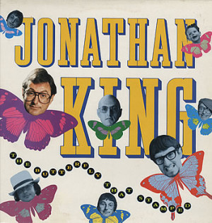 Jonathan King The Butterfly That Stamped UK DOUBLE LP JKDLP001