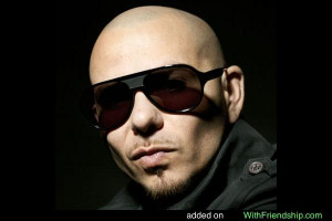 Pitbull cuban singer