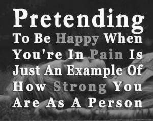 rather be happy