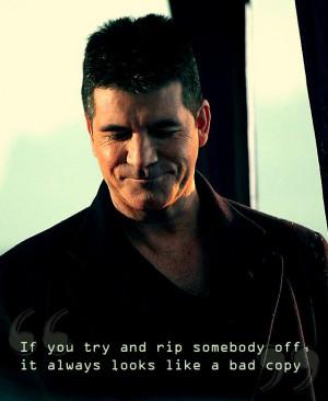 Simon Cowell Quotes.