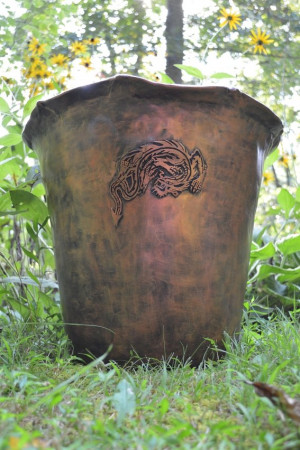 Custom Made Urn From Kung...