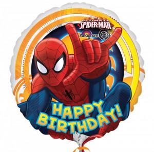 Home —— Spider-Man Happy Birthday 18