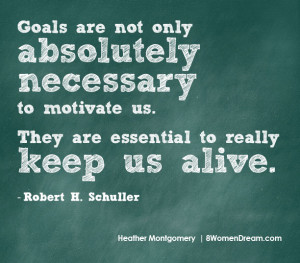 Image Quote: Goal Setting - Set your fitness goal today
