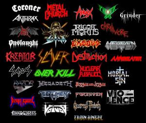 Top Thrash Metal Bands Image