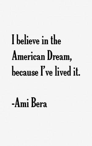 Ami Bera Quotes & Sayings