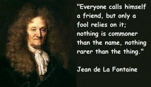 Jean de la fontaine famous quotes 2