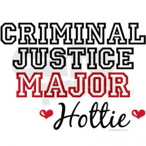 criminal_justice_major_hottie_rectangle_sticker.jpg?color=White&height ...
