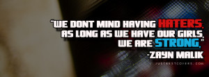 Justbestcovers Quotes Haters Dear Timeline Banner