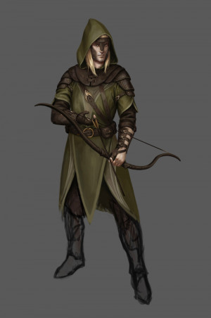 hobbit elf armor