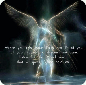 Angel wish for you