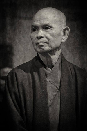 "Thich Nhat Hanh is in hospital and ""full recovery may be possible"""