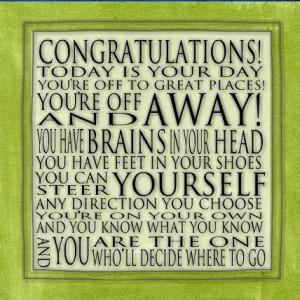 Graduation Gift, Graduation Quotes, Gift Ideas, Art Prints, Graduation ...
