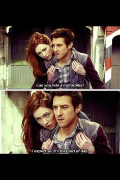 Amy & Rory Pond Doctor Who More