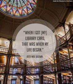 Rita Mae Brown quote More
