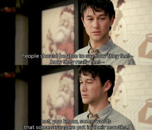 My favourite Quotes from 500 Days of Summer!