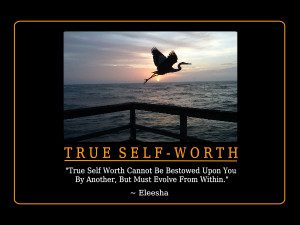 Other-Worth or Self-Worth