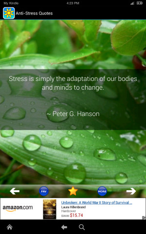 Anti-Stress Quotes: Self Help Stress Relief, Anger Management, Anxiety ...