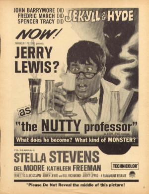 Stella Stevens Nutty Professor