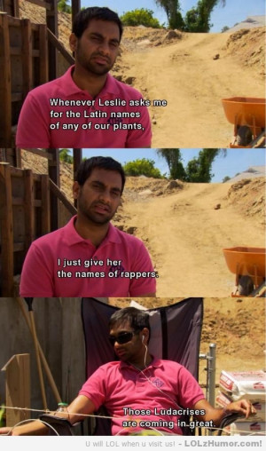 Funny Memes My favourite Parks and Rec moment