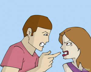 ... minimize contact, especially when you're starting a new relationship