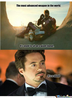 Tony Stark Iron Man Compilation (12 Pics)