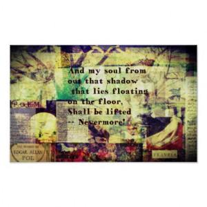 famous_edgar_allan_poe_quote_posters-r2058c16b6fd04277a58151e232431291 ...