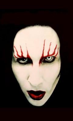 marilyn manson make up Marilyn Manson Quotes