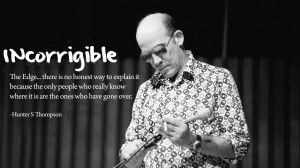 20 Best Ever Hunter S Thompson Quotes