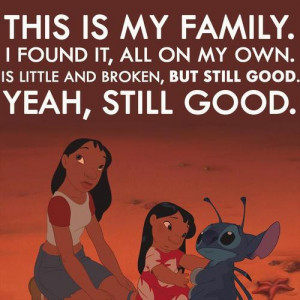 Showing Gallery For Lilo And Stitch Quotes Tumblr