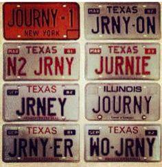 License Plates More