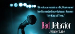 Bad Behavior Quotes Authors promoting authors