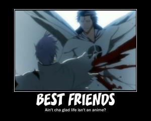 Bleach Anime Best Friends