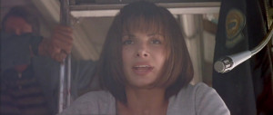 ... of Annie Porter , as portrayed by Sandra Bullock in