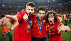 Barcelona's World Cup winner Carlos Puyol has rubbished quotes from ...