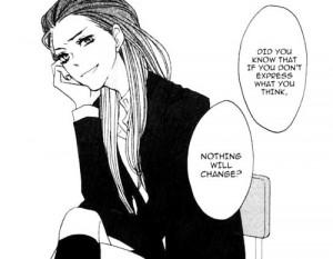 quote anime manga mangacap monochrome manga cap manga caps Change ...