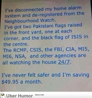 WTF?! ISIS Security from 3rd party contractors