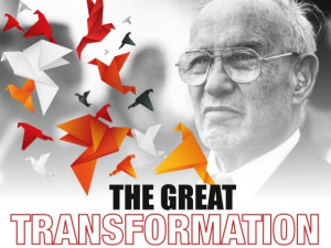 The Great Transformation - 33 Top Quotes from Global Peter Drucker ...