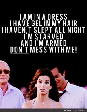 ... from the 2000 comedy movie Miss Congeniality starring Sandra Bullock