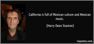 Harry Dean Stanton's quote