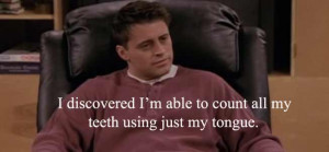 Friends Joey Quotes Love your friends. joey knows