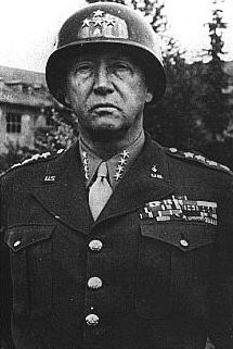 george s patton jr by crystal knight american general george smith ...