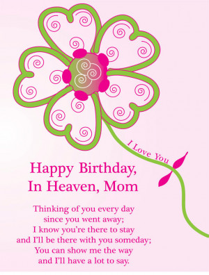 Mother Birthday Poems – Birthday Poem for.