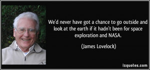 More James Lovelock Quotes