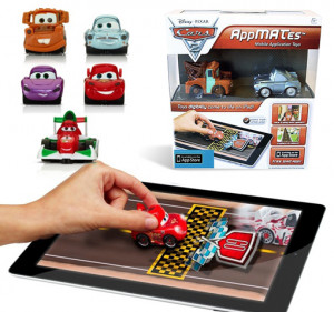 Pack-Disney-Pixar-Cars-2-AppMATes-for-iPad-Collect-Them-All