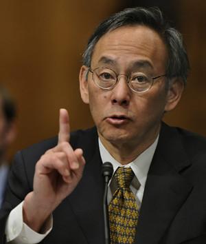Steven Chu, Energy Secretary, on the future dangers of climate change