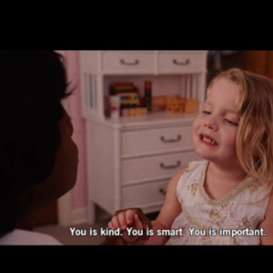 The Help Mae Mobley Quotes