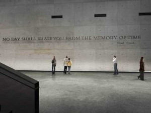 Quote At The 9/11 Memorial Museum 'Is More Applicable To The ...