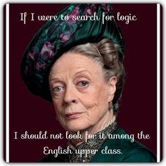 Downton Abbey Maggie Smith More